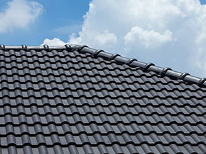 roof types - roof tiles