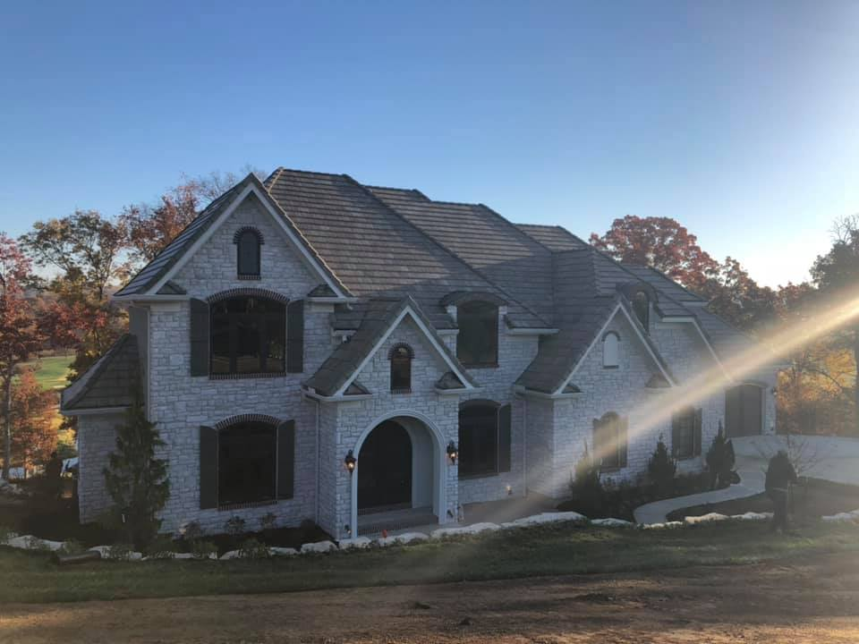 Mike T. Kansas City roofing job